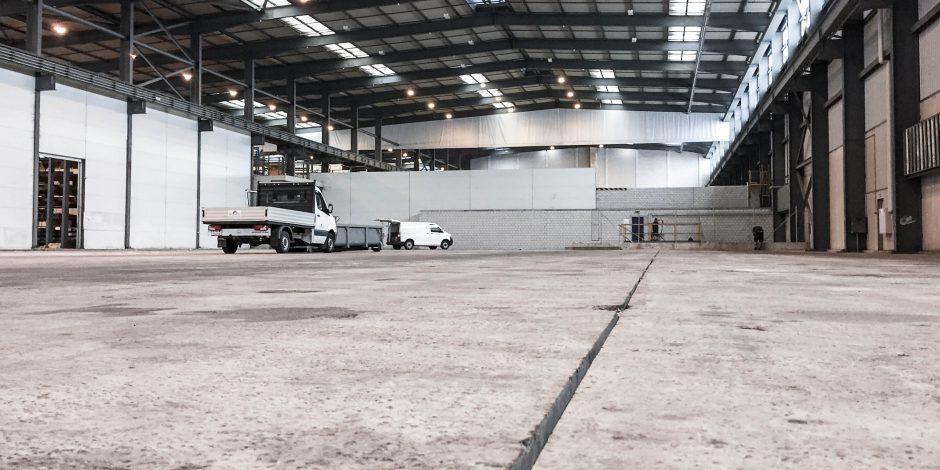 FWAG - Ferrowohlen Industriehalle