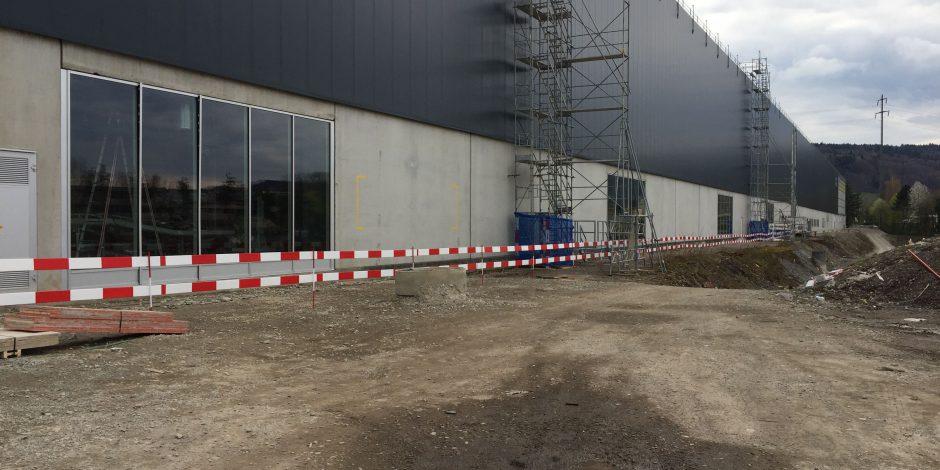 FWAG - Ferrowohlen Sanierung Gebäudehülle