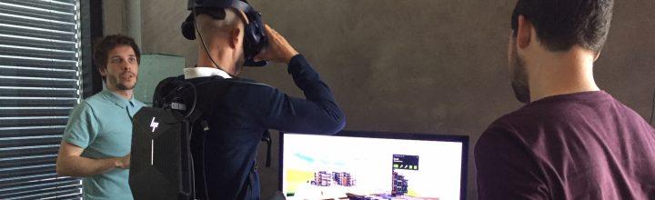 Virtuelle Realität – Weiterbildung Building Information Modeling