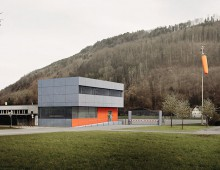 Loge und Empfang Flugplatz Alpnach