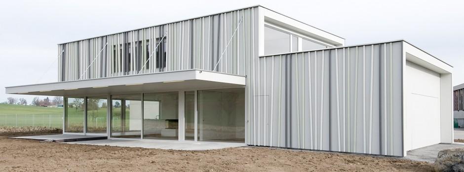 Wohnhaus in Buttisholz