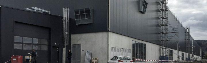 Industriepark im neuen Kleid