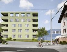 Wohn- und Geschäftshaus Kriens