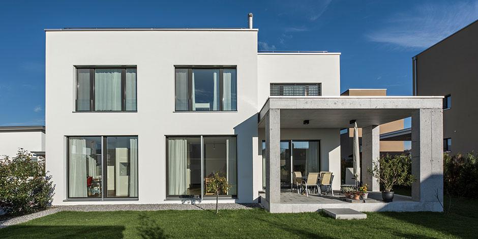 Wohnhaus F. in Hochdorf