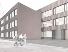 Erweiterung Schulhaus Kappel
