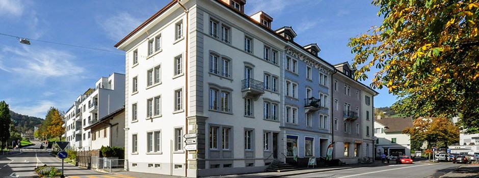 Umbau und Sanierung Wohnhaus Horwerstrasse Kriens