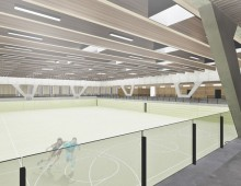 Sporthalle Langnau im Emmental