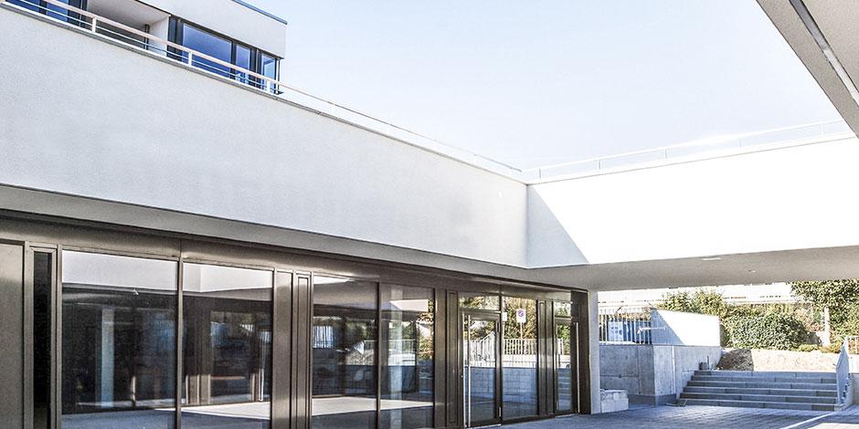 Wohn- und Geschäftshaus Lindaupark