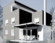 Umbau Wohnhaus in Rothenburg