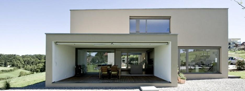 Wohnhaus in Beromünster