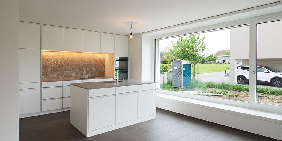 SOMM - Küche mit Sitzfenster