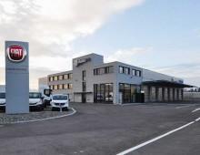 Industrial Park Zurich
